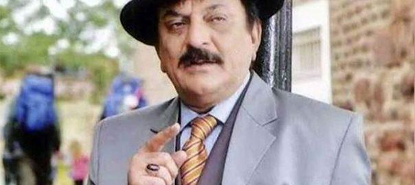 ٹی وی ، فلم ، لیجنڈری ، اداکار ، عابد علی ، خالق حقیقی