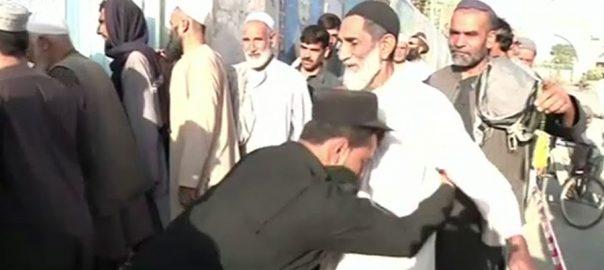 افغان صدارتی انتخاب ، 2پولنگ سٹیشنوں، دھماکے،ایک شخص جاں بحق،16زخمی،کابل ،92نیوز