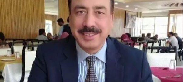 سابق جج سابق جج ارشد ملک ویڈیو کیس اسپیشل جج سینٹرل اسلام آباد  92 نیوز