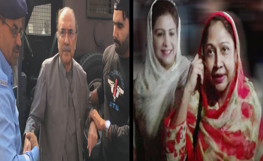 آصف زرداری اور فریال تالپور نے ضمانت کیلئے اسلام آباد ہائیکورٹ سے رجوع کر لیا