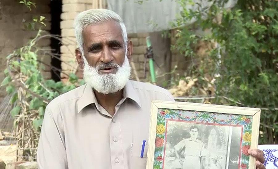 65 کی جنگ میں نائیک برکت حسین نے پسرور سیکٹر پر دشمن کو ناکوں چنے چبوائے