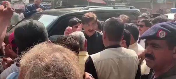وزیر اعلیٰ سندھ ، صفائی مہم ، دوسرے ، دن ، کراچی ، علاقوں ، دورہ