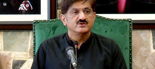 فریال تالپور  مراد علی شاہ  کراچی  92 نیوز