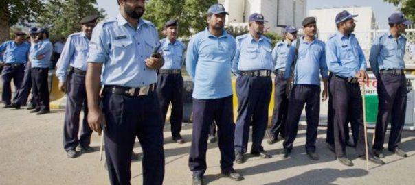 عدالتی احکامات پولیس مداخلت اسلام آباد  92 نیوز وفاقی وزیر داخلہ اعجاز احمد شاہ آئی جی اسلام آباد چیف کمشنر