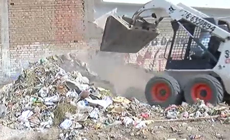 ڈیرہ غازی خان میں بند سیوریج چلانے کی کوششیں، واسا کی گاڑیاں ڈی جی خان پہنچا دی گئی