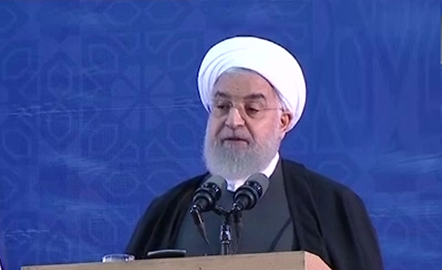 امریکا سےمذاکرات کیلئے تاحال کوئی فیصلہ نہیں ہوا ، ایرانی صدر