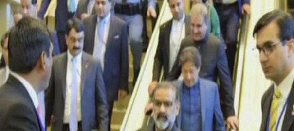 وزیر اعظم ، طیارے ، فنی خرابی، عمران خان ، واپس ، امریکا ، اتار