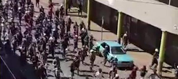 جوہانسبرگ  پرتشدد  92 نیوز جنوبی افریقا 