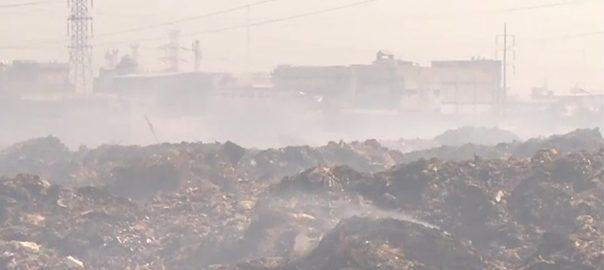 کراچی  کچرے  92 نیوز