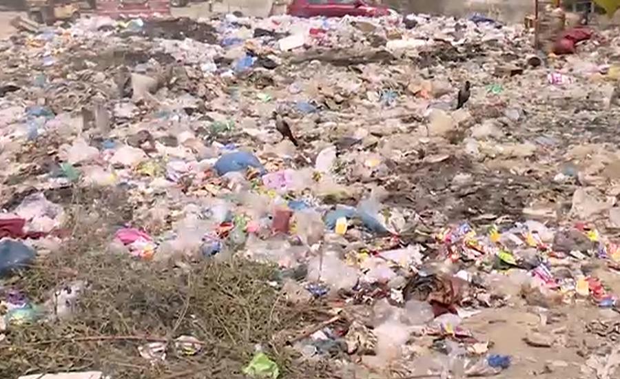صفائی مہم کے باوجود کراچی صاف ہونےکا نام ہی نہیں لےرہا