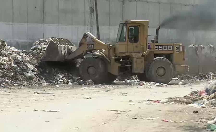 حکومت سندھ نے کراچی میں صفائی مہم شروع کر دی