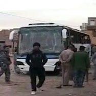 عراق،کربلا، بس دھماکہ ،12 افراد جاں بحق ، متعدد زخمی،بغداد ،92 نیوز