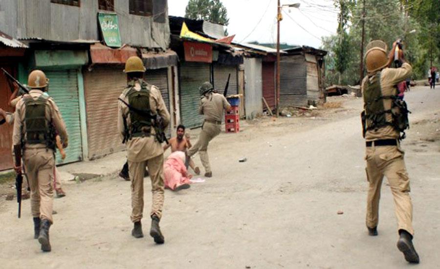 مقبوضہ کشمیر، قابض بھارتی فوج نے جولائی میں 24 کشمیریوں کو شہید کر دیا