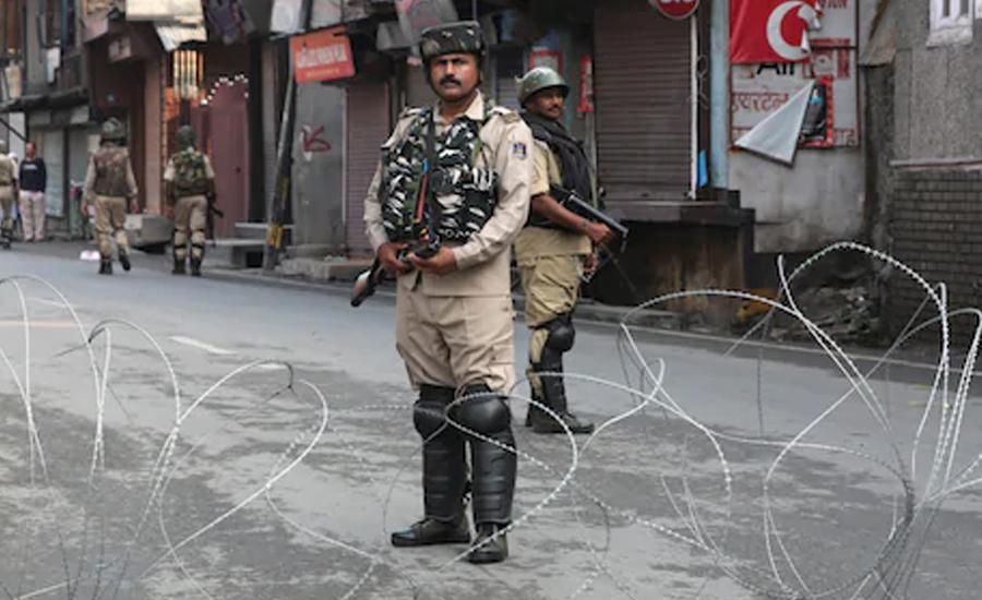 مقبوضہ کشمیر میں بد ترین کرفیو 39ویں روز میں داخل
