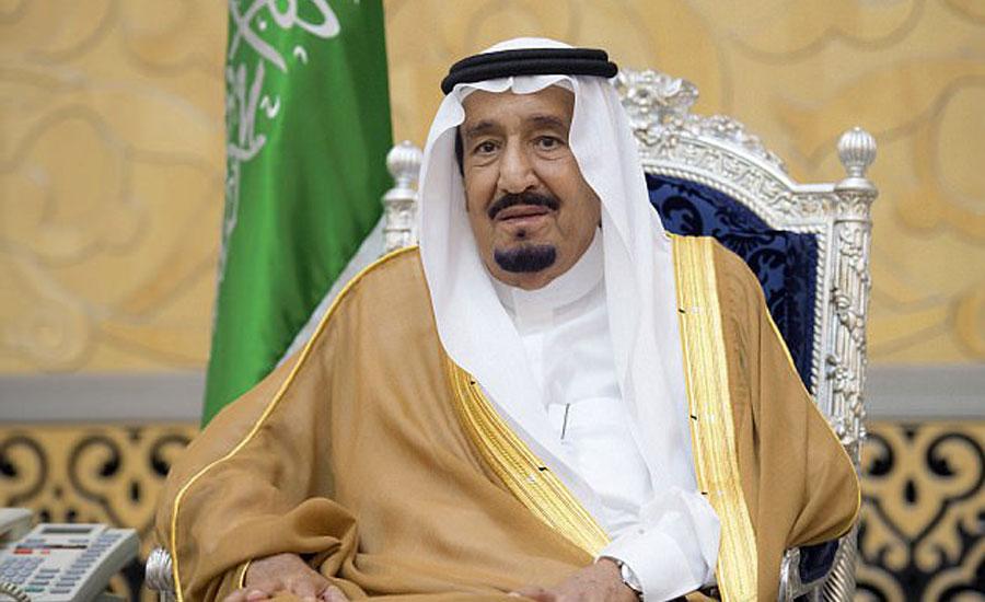 سعودی تیل تنصیبات پر حملے مجرمانہ فعل ہے، شاہ سلمان