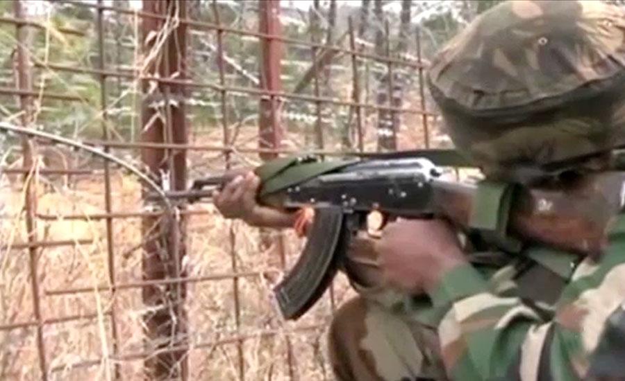 ایل اوسی، بھارتی فائرنگ سے 4 شہری شہید اور 12 زخمی