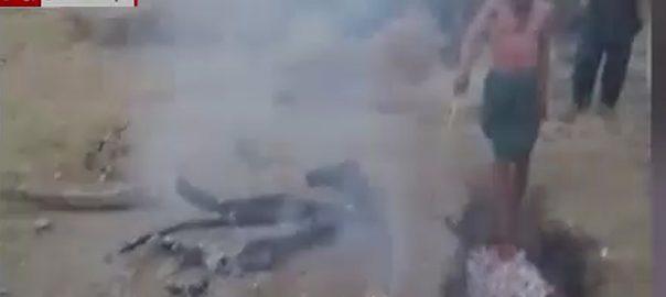 انگاروں  ڈیرہ غازی خان  92 نیوز 