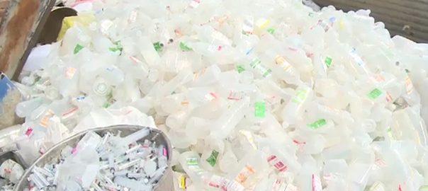 روزانہ تین ہزار کلو گرام  طبی فضلہ  فیصل آباد  92 نیوز