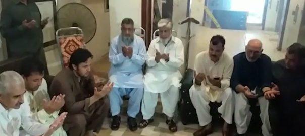 صوبائی وزیر اطلاعات ، میاں اسلم اقبال ، مرحوم ، عبدالقادر ، گھر ، آمد، اہل خانہ ، اظہار ، تعزیت