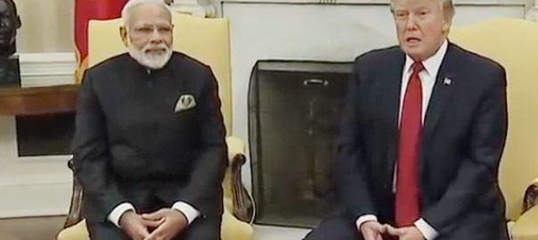 دورہ امریکا  مودی  بھارتی جریدہ  نئی دہلی  92 نیوز