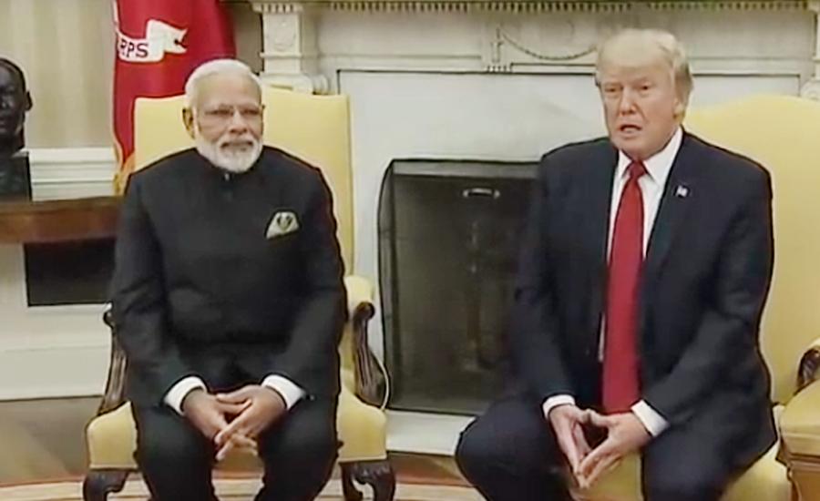 دورہ امریکا میں مودی کچھ بھی حاصل نہ کر سکے ، بھارتی جریدہ