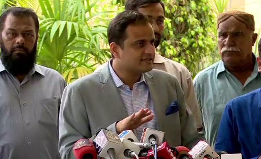 کراچی کا کچرا 30روز میں صاف کردیا جائے گا، مرتضیٰ وہاب
