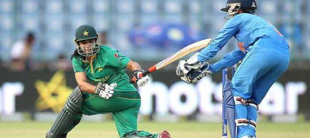 ،لاہور پاک بھارت کیشدگی، ویمن کرکٹ،کھٹائی،