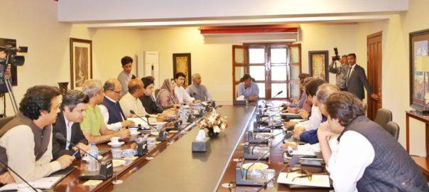 وزیر اعظم وفاقی کابینہ اسلام آباد  92 نیوز