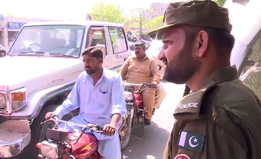 پولیس حکام کا پولیس اصلاحات کے لیے شفارشات پر تحفظات کا اظہار