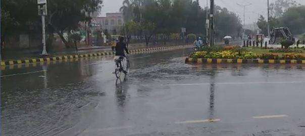 ملک ، مختلف ، شہروں ، بادلوں ، راج، شہروں ، ہلکی ، تیز ، بارش