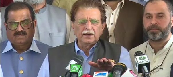 پاکستان ، کشمیریوں ، واحد ، وکیل ، راجہ فاروق حیدر
