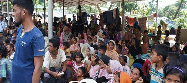 بنگلہ دیش روہنگیا مہاجر موبائل سروس پابندی عائد ڈھاکا  92 نیوز