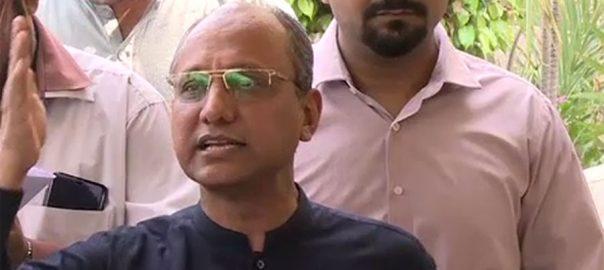 کراچی ، نالوں ، کچرا ، ڈالنے ، ویڈیو ، ایک لاکھ روپے ، انعام ، سعید غنی