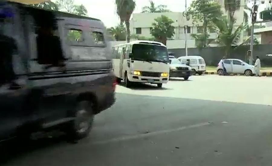 نیشنل اسٹیڈیم آنے والے شائقین کو مشکلات سے بچانے کیلئے ٹریفک پلان تیار