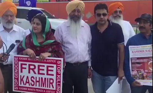 ہیوسٹن سکھ تنظیم ٹرک ریلی 92 نیوز چھوٹے ٹرک  خالصتان زندہ باد 