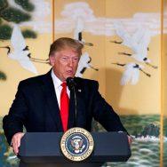 عمران  مودی  ڈونلڈ ٹرمپ  واشنگٹن  ویب ڈیسک  امریکی صدر 