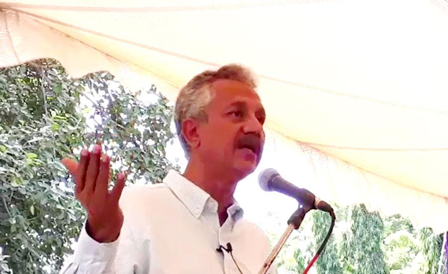 وفاق کراچی مسائل پر کوئی قدم اٹھائیگا تو سپورٹ کرینگے،وسیم اختر
