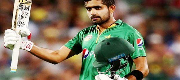 بابر اعظم  کیلنڈر ائیر  تیز ترین ایک ہزار  لاہور  92 نیوز پاکستانی کرکٹ  ہونہار سپوت  سری لنکا 