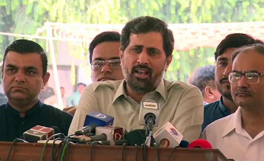فضل الرحمٰن نے احتجاج کی سازش کرکے کشمیر کے ایشو کو پیچھے دھکیل دیا، فیاض چوہان