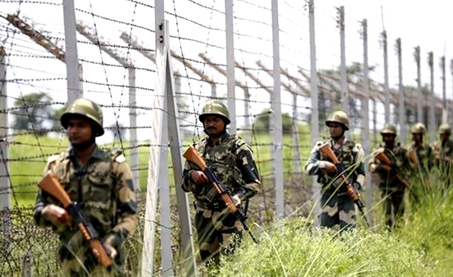 دفاعی تعمیرات کیلئے بھارتی فوج کشمیریوں کی زرعی اراضی بھی ہڑپنے لگی