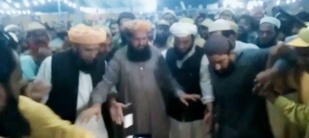 جے یو آئی آزادی مارچ سکھر  92 نیوز رحیم یار خان ملتان