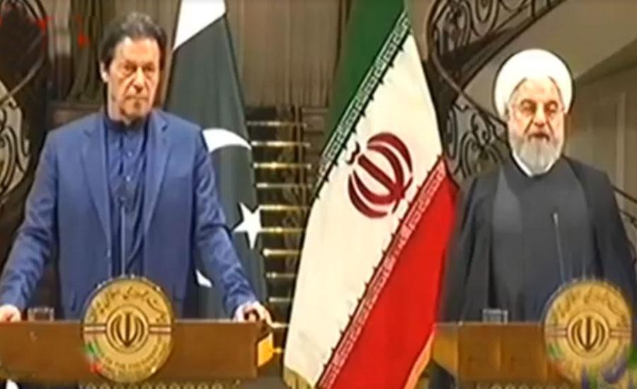 ایران اور سعودیہ میں بات چیت کیلئے اسلام آباد کا فورم حاضر ہے ، عمران خان