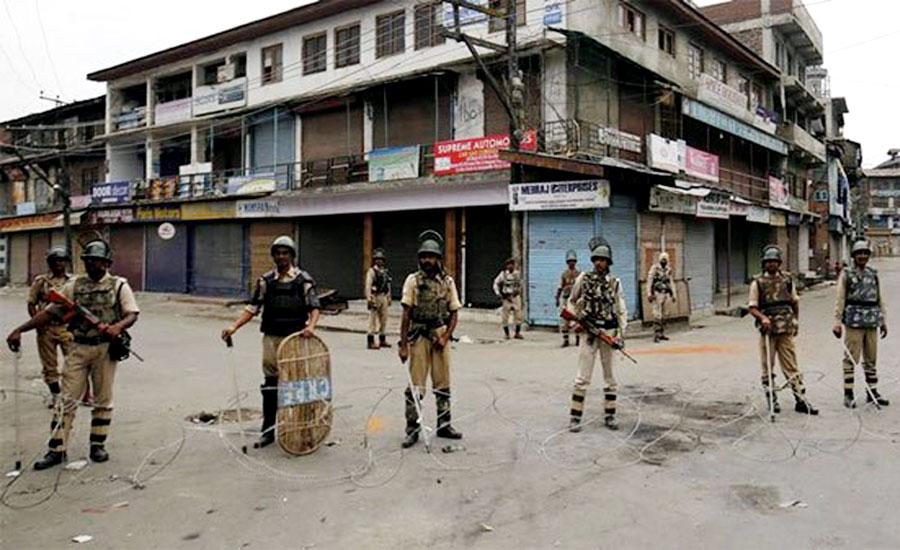 مقبوضہ کشمیر، کرفیو کا 64 واں روز، بھارتی میڈیا کے ہاتھوں مودی سرکا ر بے نقاب