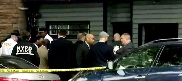 نیو یارک  فائرنگ  چار افراد ہلاک  92 نیوز  بروکلین  ویکس ویلے نجی سوشل کلب