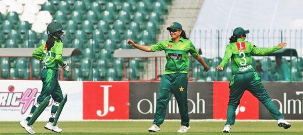 پاکستانی بنگلہ دیش لاہور  92 نیوز پاکستان  بنگلہ دیش  ویمن کرکٹ ٹیم