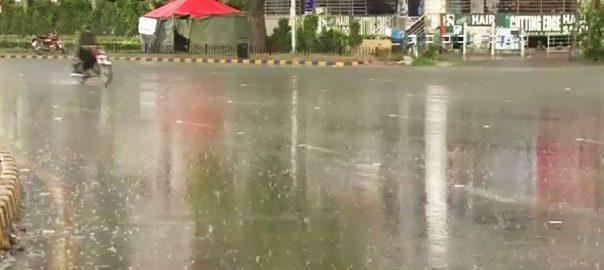 لاہور، مختلف ، علاقوں ، بادل ، برس ، کلمہ چوک، گلبرگ، جیل روڈ، مال روڈ