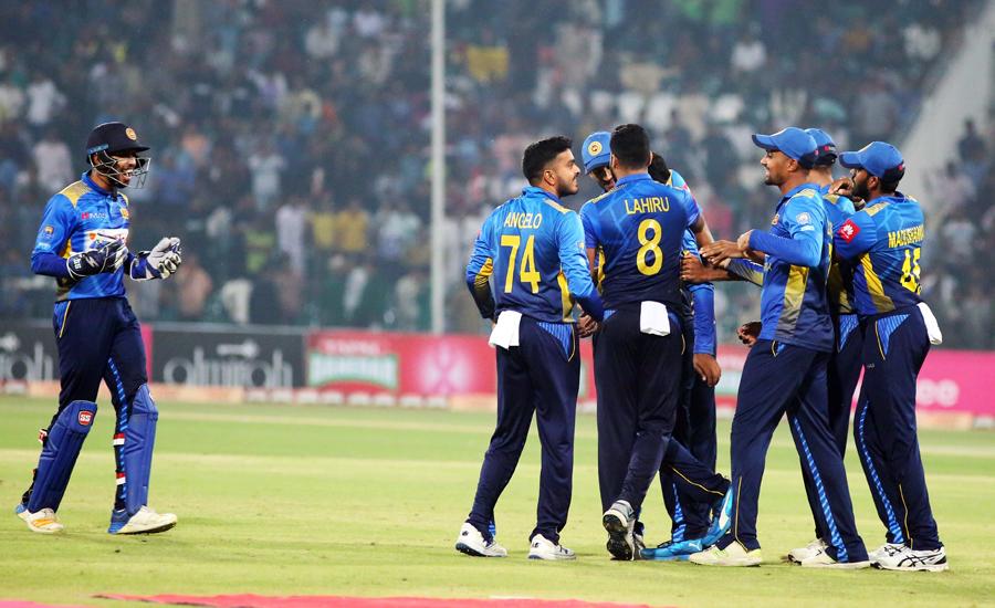تیسرا ٹی ٹوئنٹی ، سری لنکا نے پاکستان کو 13 رنز سے شکست دیدی