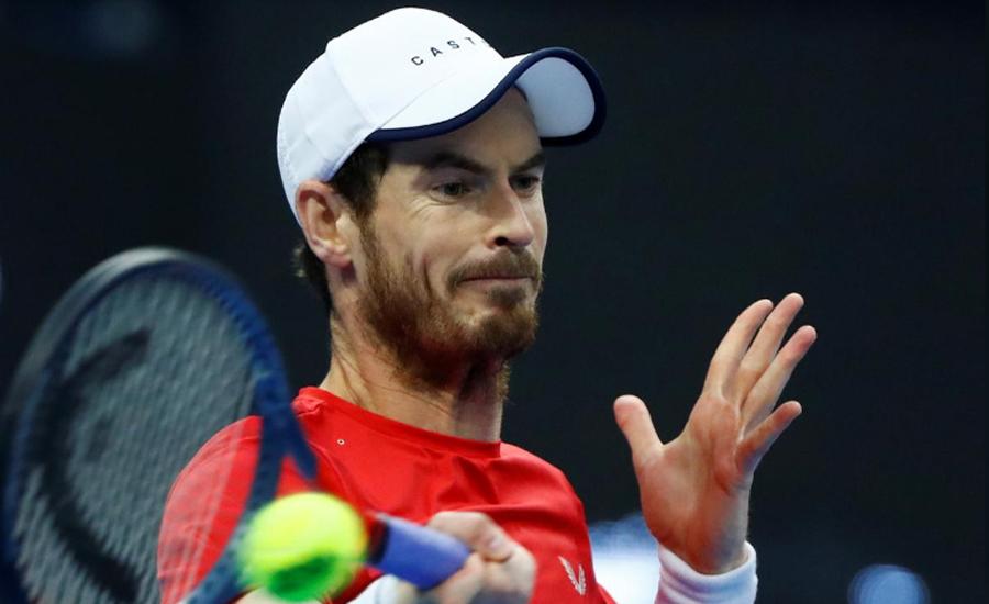 اینڈی مرے نے یورپین اوپن ٹینس ٹورنامنٹ جیت لیا