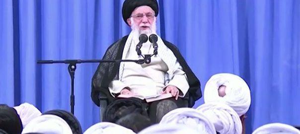 پاسدارانِ انقلاب، نئے ہتھیار، تیار، خامنہ ای، خطاب، تہران، 92 نیوز