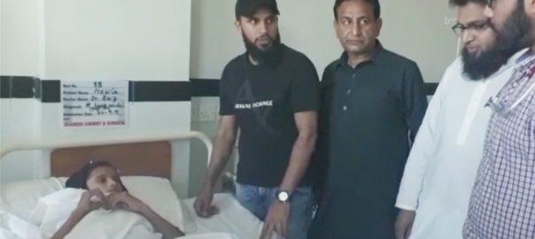 انگلینڈ پاکستانی نژاد  عادل رشید میر پور  92 نیوز